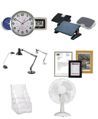 Office Environment Supplies & Facilities