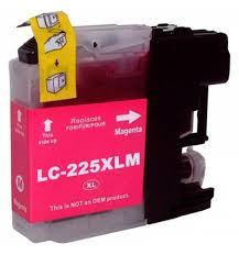 Brother LC225XL G2 Magenta - Compatible