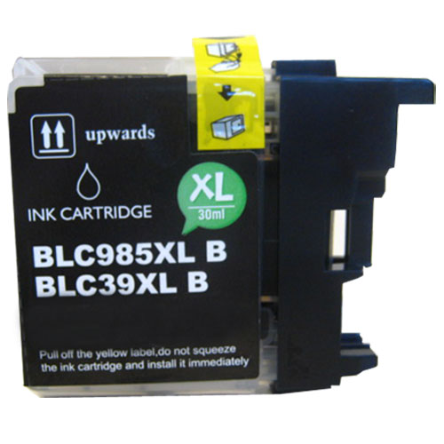 Brother LC985BK XL Black Inkjet - Compatible