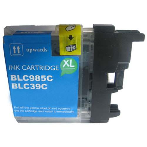Brother LC985C XL Cyan Inkjet - Compatible