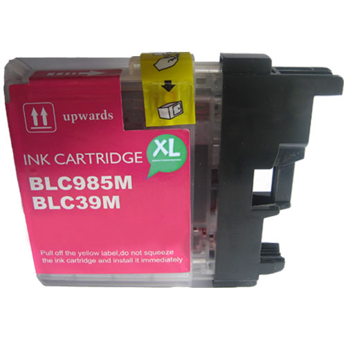 Brother LC985M XL Magenta Inkjet - Compatible