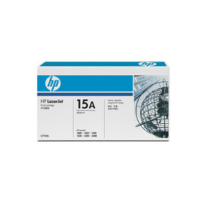 HP C7115A Toner Cartridge Black 2.5K - Remanufactured