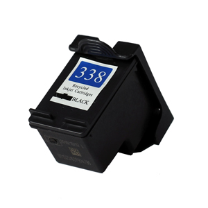 HP C8765EE (338) Black Ink Cartridge - Remanufactured