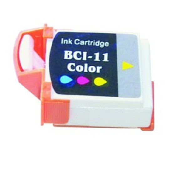 Canon 0958A002AA (BCI11) Colour Ink Cartridge - Compatible