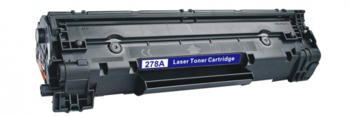 Compatible HP CE278A Black Toner Cartridge
