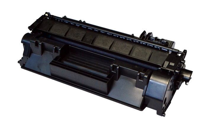 HP CE505A (05A) Black Toner Cartridge - Compatible