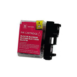Brother LC1100M Magenta Ink Cartridge - Compatible