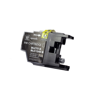 Brother LC1240BK (LC1240) Black Inkjet Cartridge - Compatible