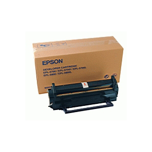 Epson S050010 Black Toner Cartridge 6K - Remanufactured