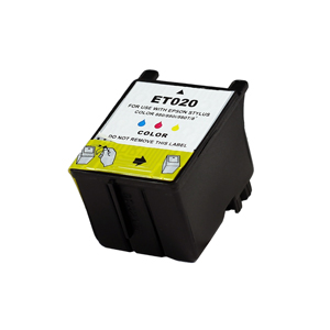 Epson C13T02040110 (T020) Colour Ink Cartridge - Compatible