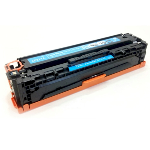 HP CF211A (131A) Cyan Toner Cartridge - Remanufactured