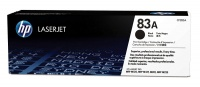 HP 83A Black LaserJet Toner Cartridge CF283A