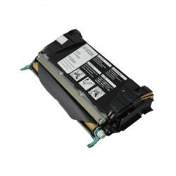 Lexmark 00C5222KS Toner Cartridge Black - Remanufactured