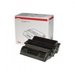 Oki 09004058 Toner Cartridge Black B6100 15k - Remanufactured