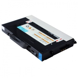 Xerox 106R00680 Toner Cartridge Cyan - Remanufactured