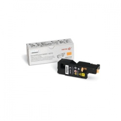 Xerox Phaser 6000 Yellow Toner 1k - Remanufactured