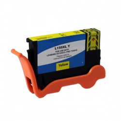 Lexmark 14N1650 (150XLA) Yellow Ink Cartridge 760pages - Compatible