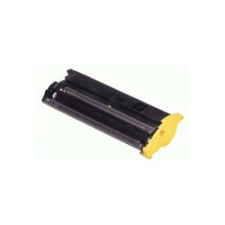 Minolta 1710471-002 Toner Cartridge Yellow - Remanufactured