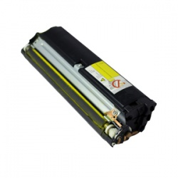 Minolta 1710517-006 Toner Cartridge Yellow - Remanufactured