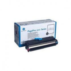 QMS 1710567-002 Toner Cartridge Black 3k - Remanufactured