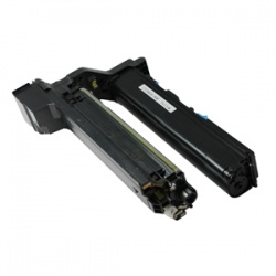 QMS 5440 Yellow Toner Cart 12k - Remanufactured