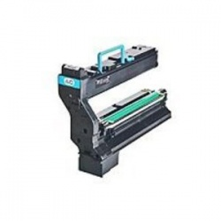QMS 5440 Cyan Toner Cart 12k - Remanufactured