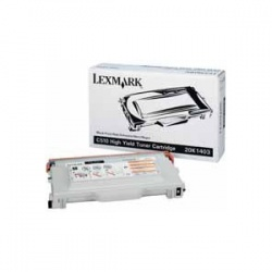 Lexmark 20K1403 Black Toner Cartridge 20K - Remanufactured