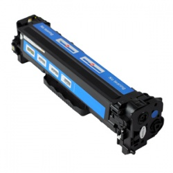 Canon 2661B002AA Toner Cart Cyan LBP7200 2k9 - Remanufactured