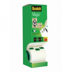 Scotch Magic Tape Tower Pack 19mm x 33m (Pack of 8) 8-1933R8