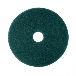 3M Economy Floor Pads 430mm Green (Pack of 5) 2NDGN17