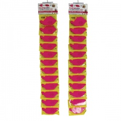 Post-it Notes Red Lips On Clip Strip (Pack of 24) 7500M-BJ