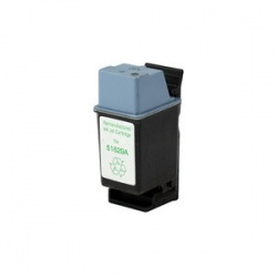 HP 51629AE (29) Black Ink Cartridge - Remanufactured