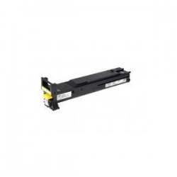 QMS A06V253 Toner Cart Yllw 5550 - Remanufactured