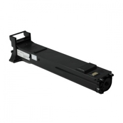 Minolta A0DK152 Toner Cart Black 9k - Remanufactured