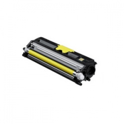 QMS A0V306H Toner Cartridge Yellow 2.5k - Remanufactured