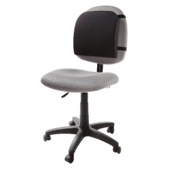 Kensington Memory Foam Black Back Rest