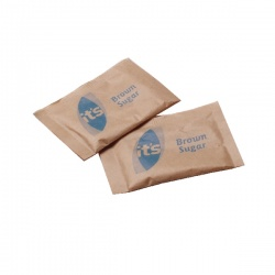 Brown Sugar Sachets (Pack of 1000) A00890
