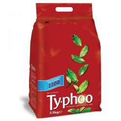 Typhoo One Cup Tea Bag Pk 1100 CB029