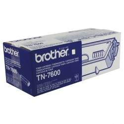 Brother TN7600 Black High Yield Laser Toner Cartridge TN-7600
