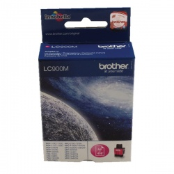 Brother LC-900M Magenta Inkjet Cartridge