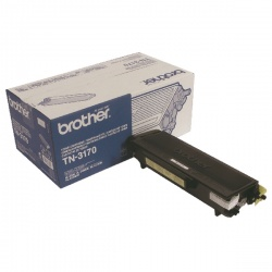 Brother High Yield TN3170 Black Laser Toner Cartridge