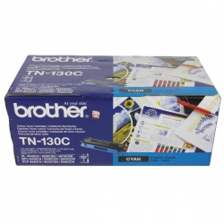 Brother TN130C Cyan Laser Toner Cartridge TN-130C