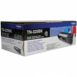 Brother TN325BK Black High Yield Laser Toner Cartridge TN-325BK