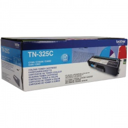 Brother TN325C Cyan High Yield Laser Toner Cartridge TN-325C