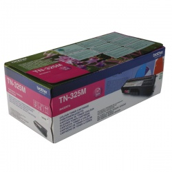 Brother Magenta High Yield Laser Toner Cartridge TN325M