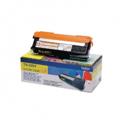 Brother Yellow High Yield Laser Toner Cartridge TN325Y
