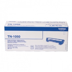 Original Brother TN1050 Black Laser Toner Cartridge