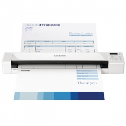 Brother DS-820W Portable Document Scanner Wireless White