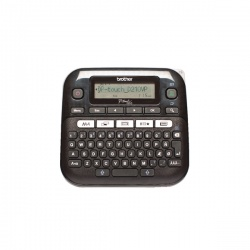 Brother P-Touch PT-D210VP Black Desktop Label Printer