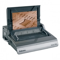 Fellowes Galaxy Electric Comb Binding Machine 5622101 Claim a Fellowes Reward